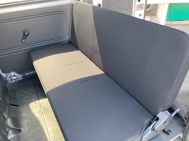 DX SAIII 2WD オートマチック車 キーレス 純正ラジオ 両側スライドドア スマートアシスト搭載(14枚目)