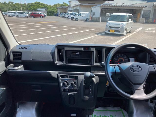 DX SAIII 2WD オートマチック車 キーレス 純正ラジオ 両側スライドドア スマートアシスト搭載(15枚目)