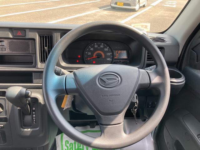 DX SAIII 2WD オートマチック車 キーレス 純正ラジオ 両側スライドドア スマートアシスト搭載(16枚目)