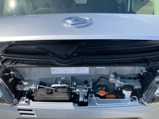 DX SAIII 2WD オートマチック車 キーレス 純正ラジオ 両側スライドドア スマートアシスト搭載(17枚目)