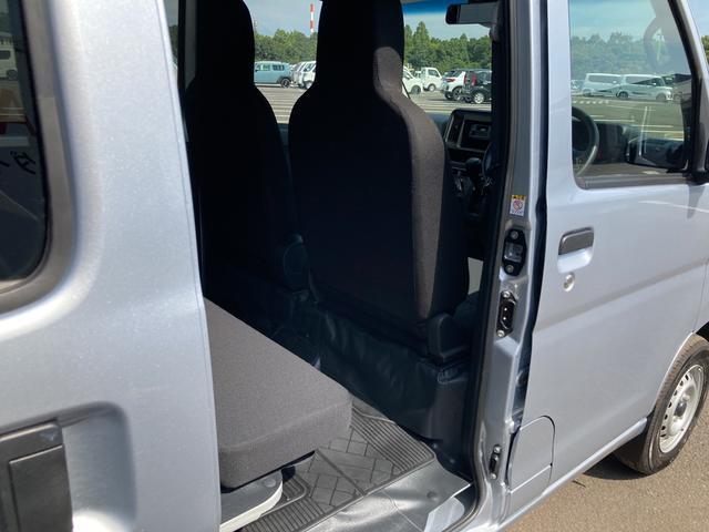 DX SAIII 2WD オートマチック車 キーレス 純正ラジオ 両側スライドドア スマートアシスト搭載(37枚目)