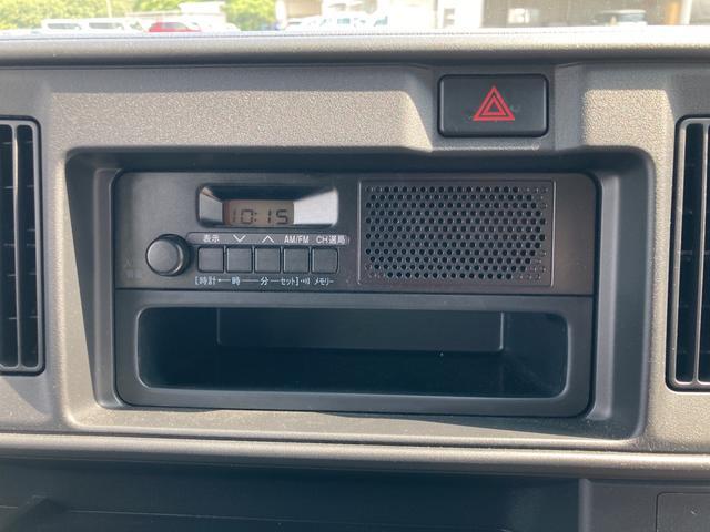 DX SAIII 2WD オートマチック車 キーレス 純正ラジオ 両側スライドドア スマートアシスト搭載(51枚目)