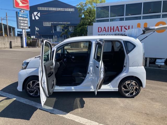 カスタム RS ハイパーリミテッドSAIII ターボ車 運転席シートヒーター パノラマモニター対応 LEDヘッドライト(31枚目)