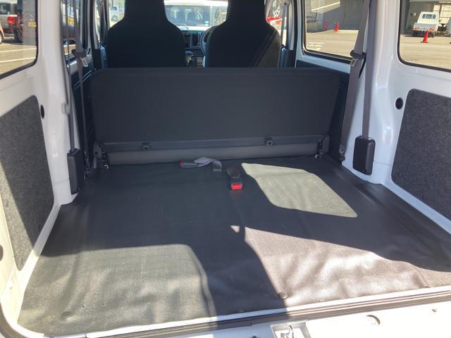 DX SAIII 2WD オートマチック車 両側スライドドア キーレス 純正ラジオ 運転席助手席パワーウィンドウ(18枚目)