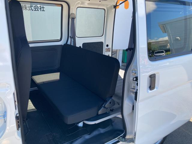 DX SAIII 2WD オートマチック車 両側スライドドア キーレス 純正ラジオ 運転席助手席パワーウィンドウ(27枚目)