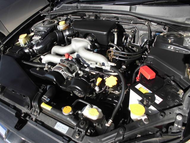 スバル レガシィツーリングワゴン 2.0R