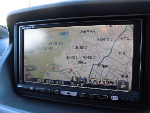 三菱 アイ S HDDナビ付き