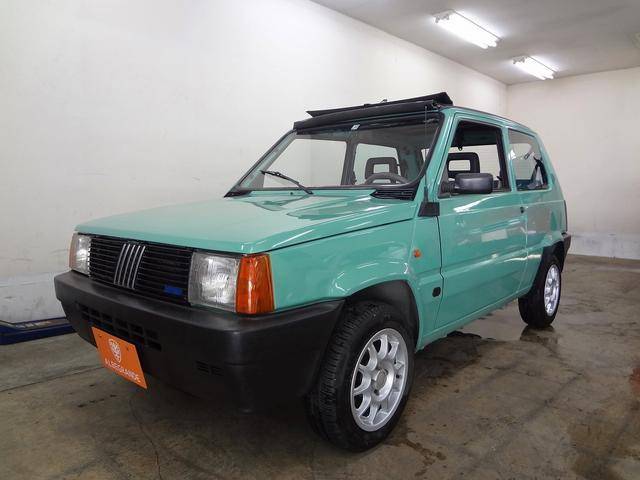 「フィアット」「パンダ」「コンパクトカー」「福岡県」の中古車39