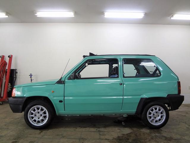 「フィアット」「パンダ」「コンパクトカー」「福岡県」の中古車40
