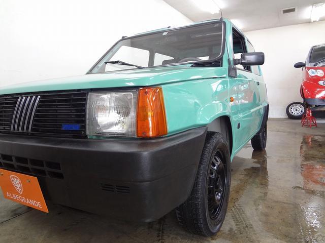 「フィアット」「パンダ」「コンパクトカー」「福岡県」の中古車60