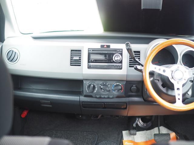 スズキ ワゴンR FX-Sリミテッド K-BREAKエアロ 15インチAW