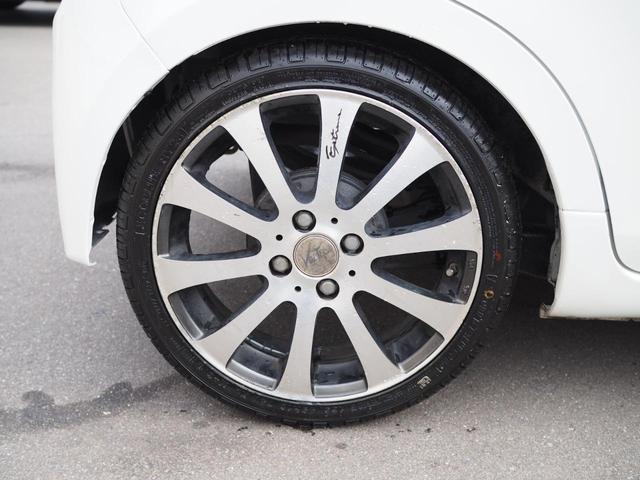 ■社外16インチアルミホイール!タイヤの溝もしっかり残っています。