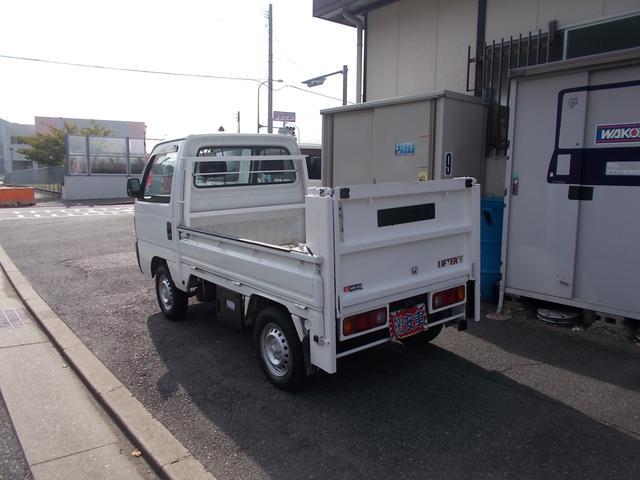 ホンダ アクティトラック SDX パワーゲートTベルト交換済 ETC 5速車