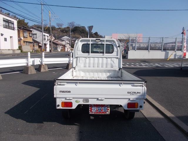 マツダ スクラムトラック KC
