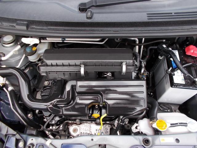 L SA CVT アイドリングストップ スマアシ 衝突防止機能 横滑り防止機能 キーレス CD ABS Wエアバック 純正アルミホイール 盗難防止機能(16枚目)