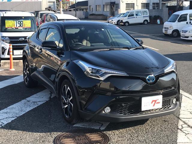 「トヨタ」「C-HR」「SUV・クロカン」「福岡県」の中古車4