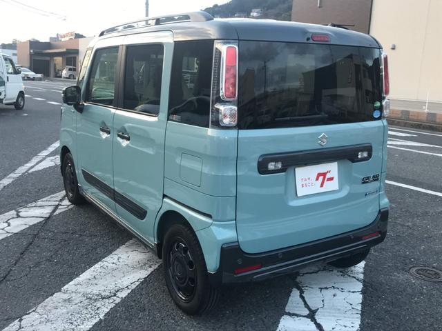 「スズキ」「スペーシアギア」「コンパクトカー」「福岡県」の中古車7