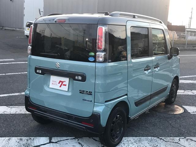 「スズキ」「スペーシアギア」「コンパクトカー」「福岡県」の中古車9