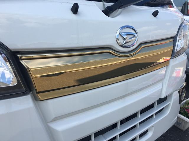 ダイハツ ハイゼットトラック スタンダード55thアニバーサリゴールドエディション