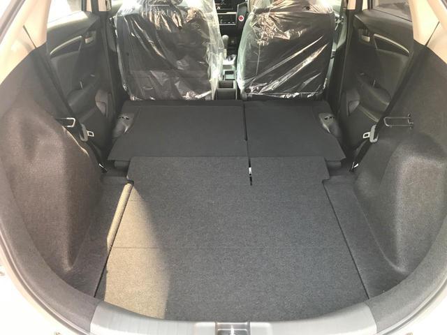 ホンダ フィット 13G Fナビ装着パッケージ 登録済未使用車