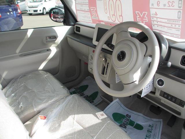 スズキ アルトラパン L 届出済未使用車 盗難防止 禁煙車