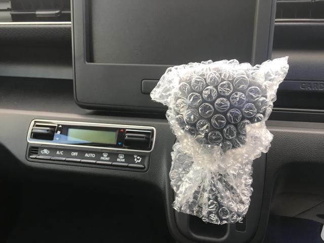スズキ ワゴンR ハイブリッドFZ 届出済未使用車 盗難防止 禁煙車