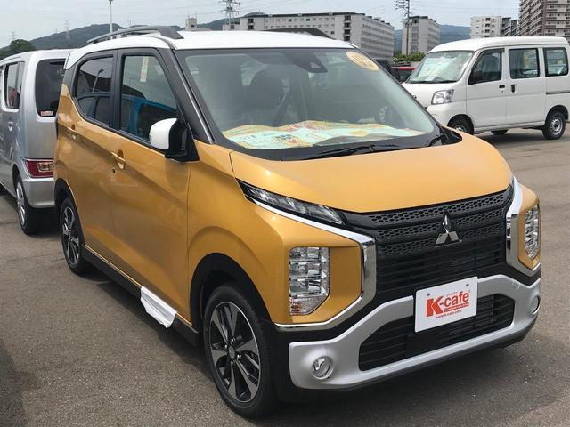 「三菱」「eKクロス」「コンパクトカー」「福岡県」の中古車8