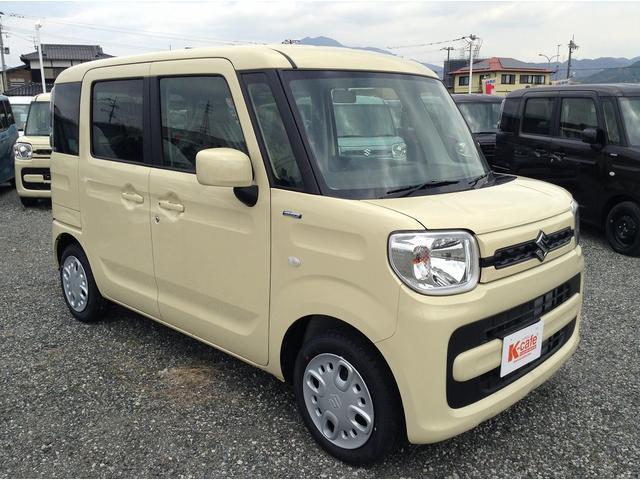 「スズキ」「スペーシア」「コンパクトカー」「福岡県」の中古車8