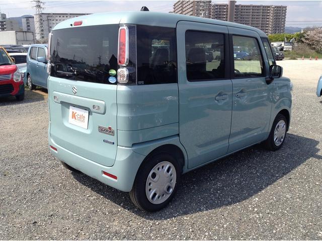 「スズキ」「スペーシア」「コンパクトカー」「福岡県」の中古車9