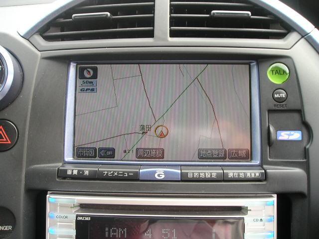 トヨタ WiLL サイファ 1.3L純正SDナビETC 禁煙車  タイミングチェーン式