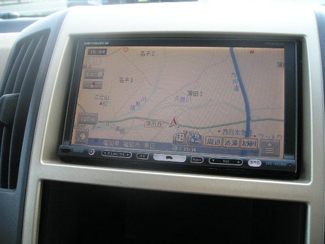 スズキ ランディ 2.0G HDDナビ 電動スライドドア スマートキー 禁煙車