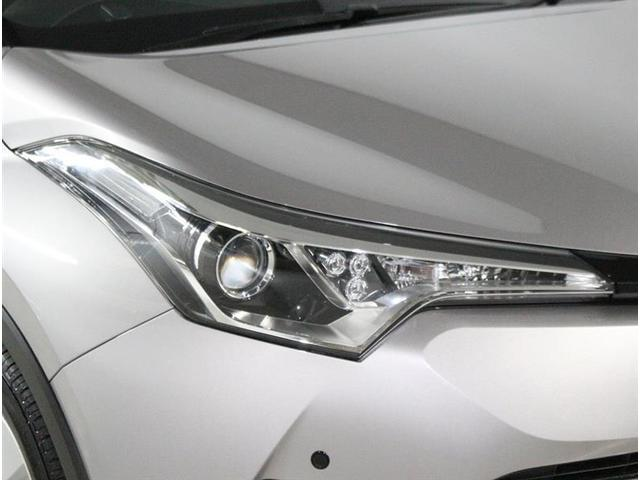 トヨタ C-HR HV S 衝突被害軽減システム フルセグ付メモリーナビ