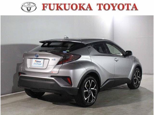 「トヨタ」「C-HR」「SUV・クロカン」「福岡県」の中古車7