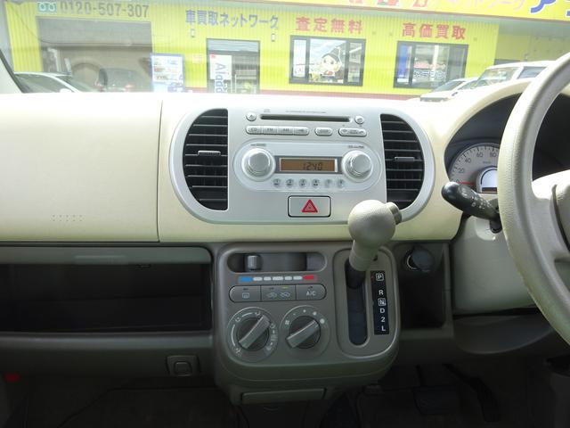 日産 モコ S キーレス CD