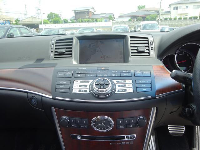 350GT タイプS SR 黒革エアシート 純正HDDナビ(15枚目)