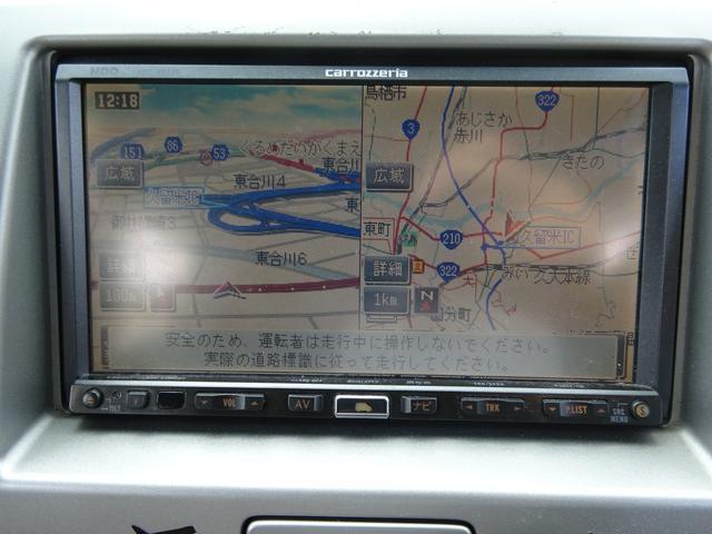 スズキ MRワゴン G HDDナビ Bモニター 14AW ETC