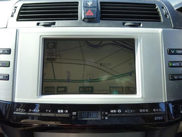 トヨタ マークX 300Gプレミアム 純正ナビBモニター スマートキー HID