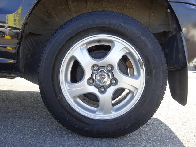 XR 4WD キーレス 純正15AW 背面タイヤ(16枚目)