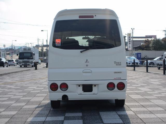 三菱 タウンボックス セレクトターボ ETC キーレス AT アルミ