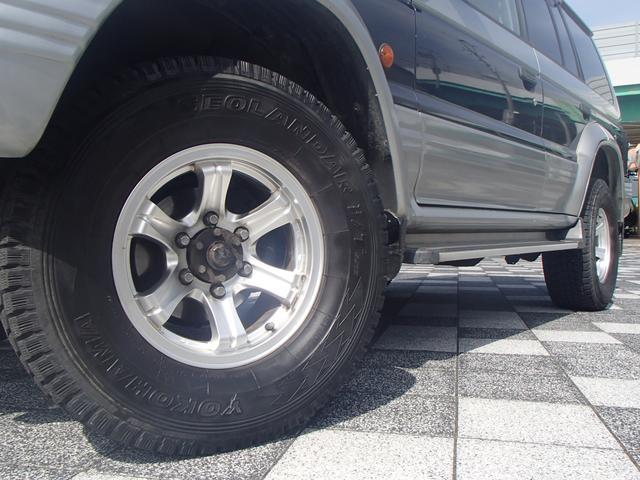 三菱 パジェロ ワイド フィールドマスター 4WD ディーゼルターボ 7人