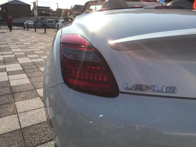 430SCV ベージュ革 ETC ナビ シートヒーター(8枚目)