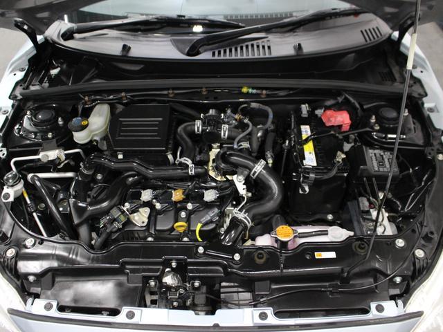 【エンジン型式】KF【種類】水冷直列3気筒DOHC12バルブICターボ【ターボ】IC付きターボ【JC08モード燃費】25.2km/リットル ※カタログ値