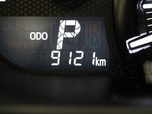【走行距離】9121km