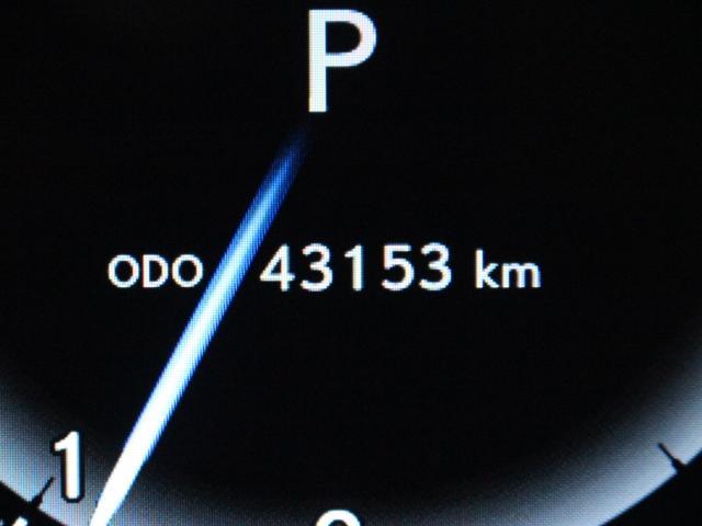 【走行距離】43153km