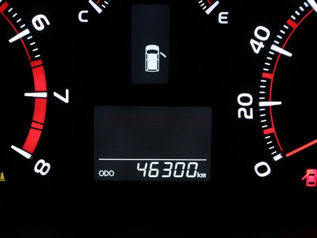 【走行距離】46300km