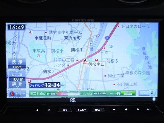 リミテッド レザーシート 社外SDナビ バックカメラ(7枚目)