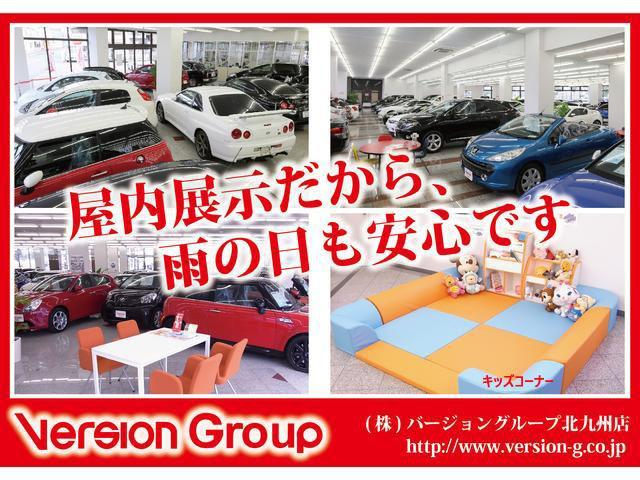 【屋内展示場】雨の日、暑い日、寒い日、いつでもゆっくりお車選びができます!キッズコーナーもあります。