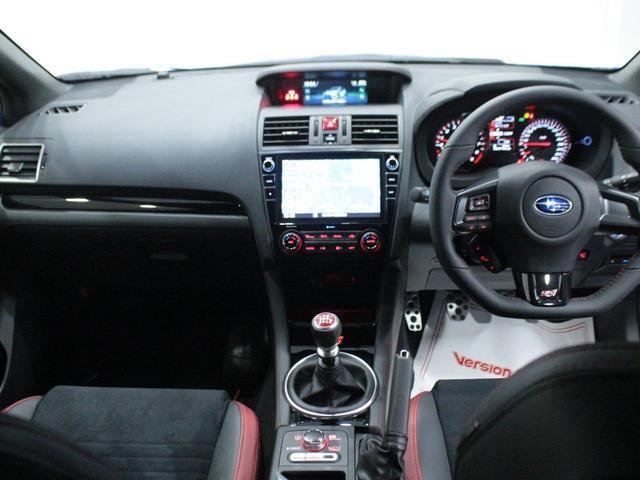 STI タイプS アドバンスドセフティPKG 新車保証継承(10枚目)