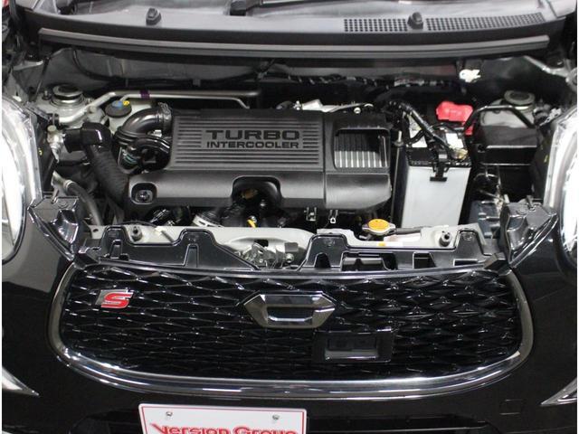 【エンジン型式】KF【種類】水冷直列3気筒DOHC12バルブICターボ【過給機】IC付きターボ【JC08モード燃費】24.8km/リットル ※カタログ値