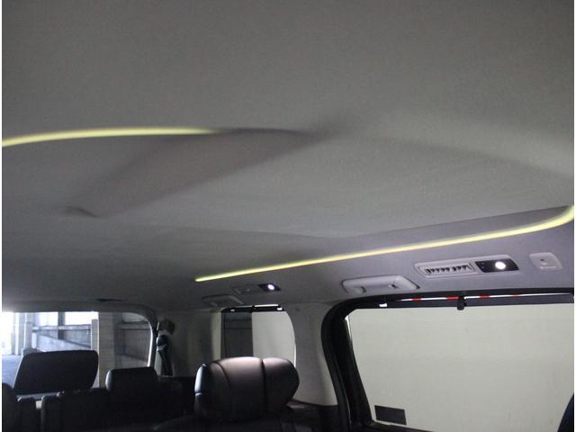 2.5Z Gエディション 新車保証継承 ワンオーナー 禁煙車 レザーシート モデリスタフルエアロ 純正SDナビ フルセグ バックカメラ ルーフイルミ セーフティセンス オットマン ETC LEDライト 両側電動スライド(25枚目)